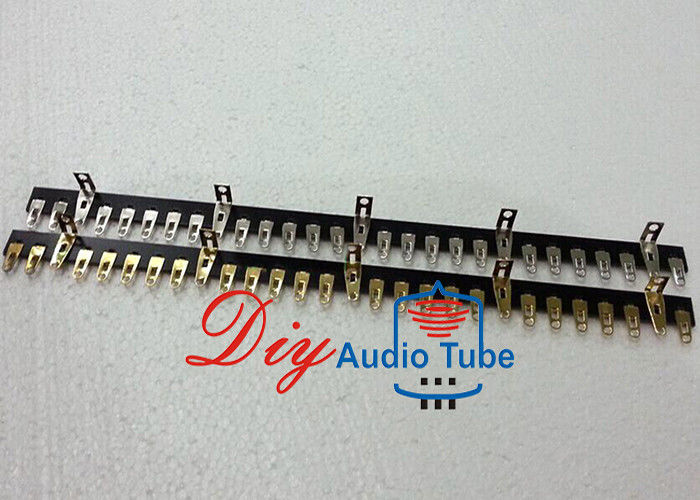 28 Pins Amp Circuit Board , Sound Amplifier Circuit Board 262mm*11mm*1.5mm