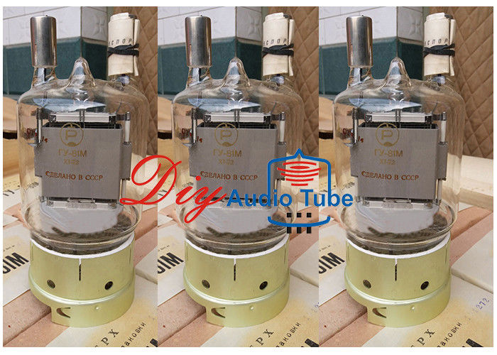 Russia M Grade FU81 FU81M High-Power Vacuum Tubes For Medical Apparatus And Instruments